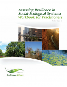 Assessing Resilience in Social-Ecological Systems