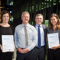 Coral reef scientists win QLD Young Tall Poppy science awards