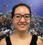 Natalia Andrade Rodriguez, ARC CoE for Coral Reef Studies.