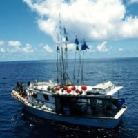 Combating illegal fishing in offshore marine reserves