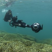 Coral reef conservation goes hi-tech